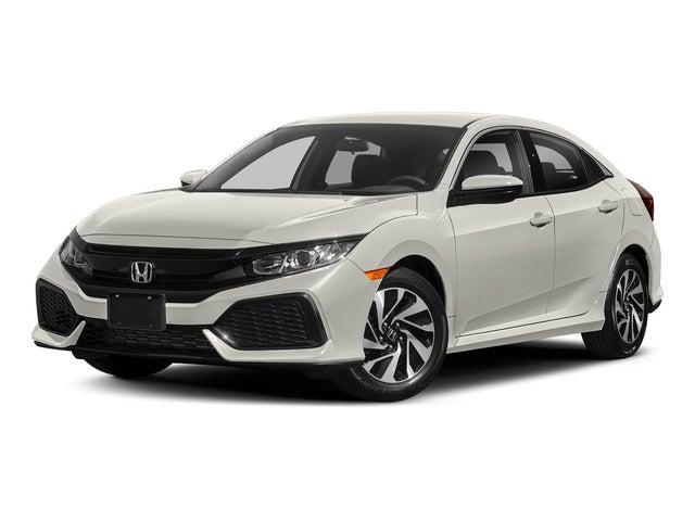 2018 Honda Civic Hatchback LX CVT In Madison, WI   Zimbrick Automotive