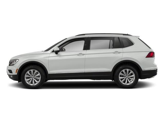 2018 Volkswagen Tiguan For Sale Madison Wi Middleton