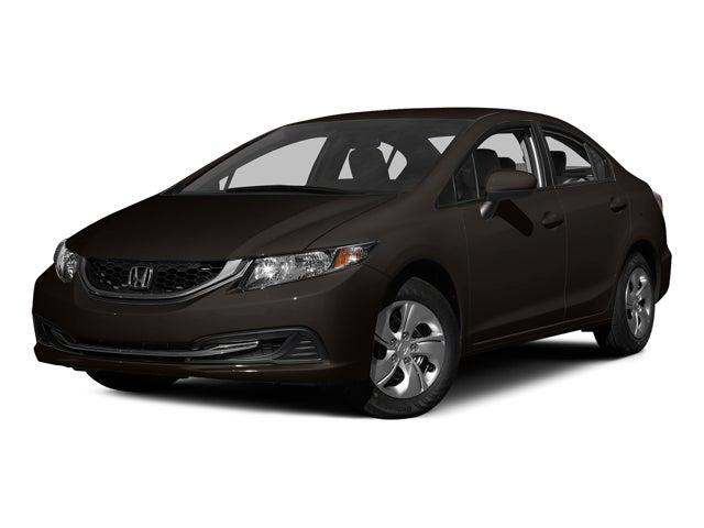 2015 Honda Civic 4dr CVT LX In Madison, WI   Zimbrick Automotive