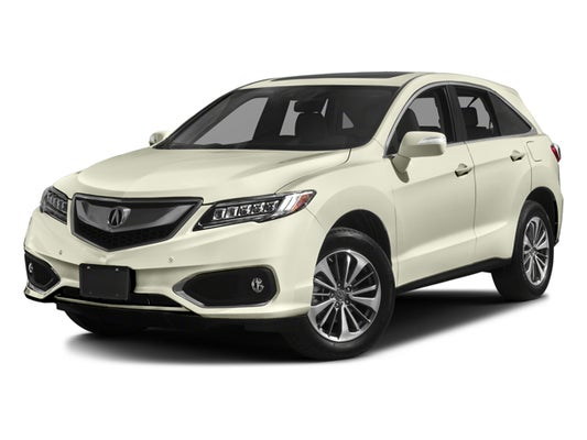 Used 2017 Acura Rdx For Sale Madison Wi Middleton 18269