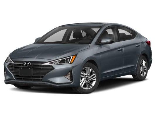 2020 Hyundai Elantra Se Ivt