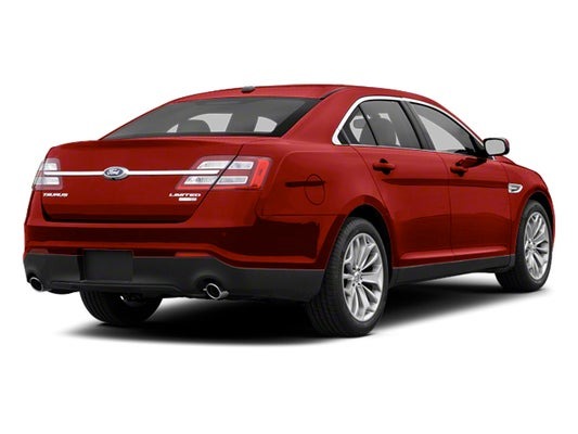 2013 Ford Taurus For Sale >> 2013 Ford Taurus 4dr Sdn Sel Fwd