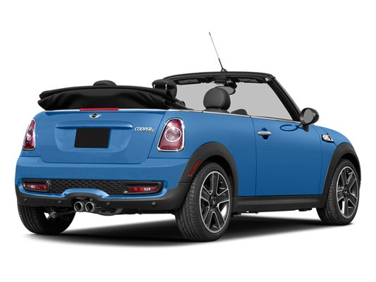 Used 2014 Mini Convertible For Sale Madison Wi Middleton Pn0562