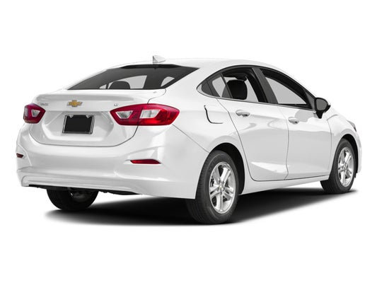 2017 Chevrolet Cruze 4dr Sdn 1 4L LT w/1SD