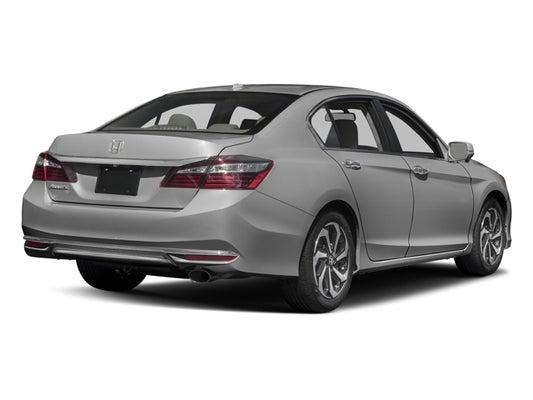 2017 Honda Accord EX-L CVT