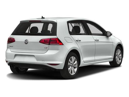 2017 Volkswagen Golf Wolfsburg Edition In Madison Wi Zimbrick Automotive