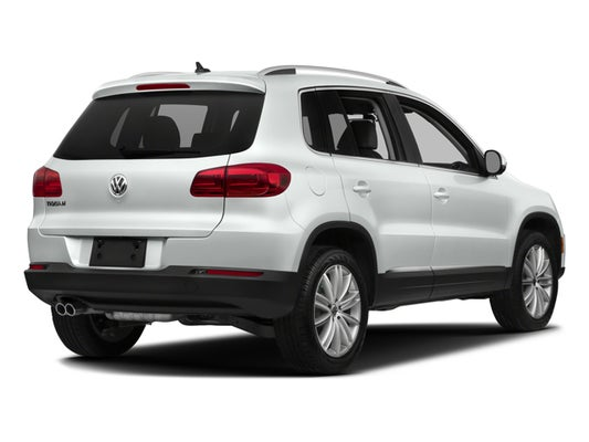 2017 Volkswagen Tiguan 2 0t S 4motion In Madison Wi Zimbrick Automotive