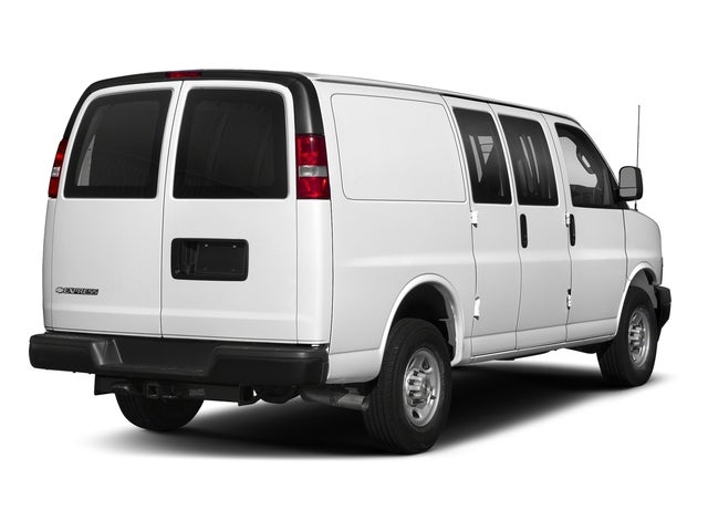 Used 2018 Chevrolet Express Cargo Van For Sale Madison Wi