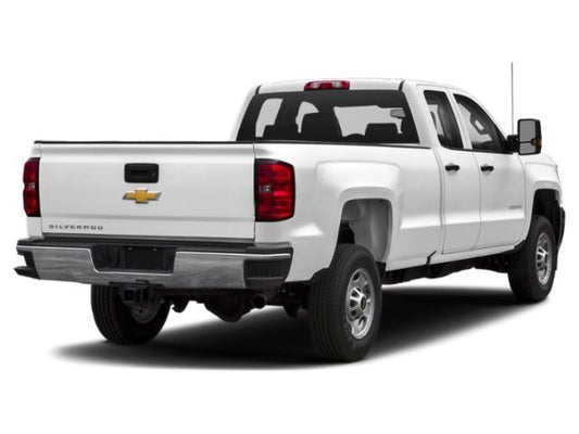 Work Truck For Sale >> 2019 Chevrolet Silverado 2500hd Work Truck