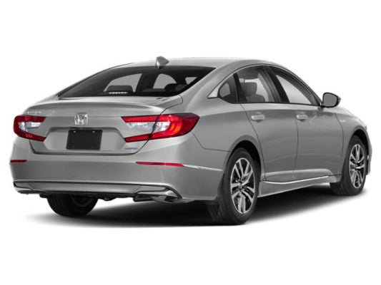 Honda Accord Hybrid For Sale >> 2019 Honda Accord Hybrid Ex L Sedan
