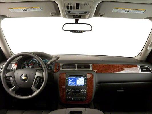2013 Chevrolet Silverado 1500 4WD Crew Cab 143 5