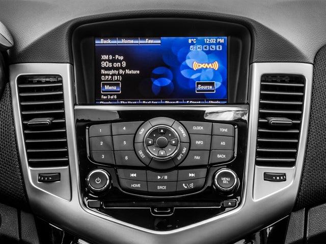 Used 2016 Chevrolet Cruze For Sale Madison Wi Middleton 78154