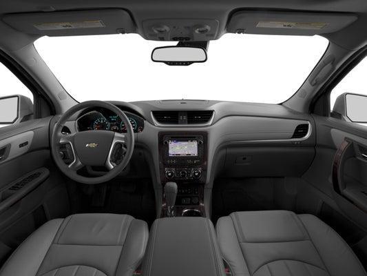 Marvelous 2016 Chevrolet Traverse Awd 4Dr Ltz Evergreenethics Interior Chair Design Evergreenethicsorg