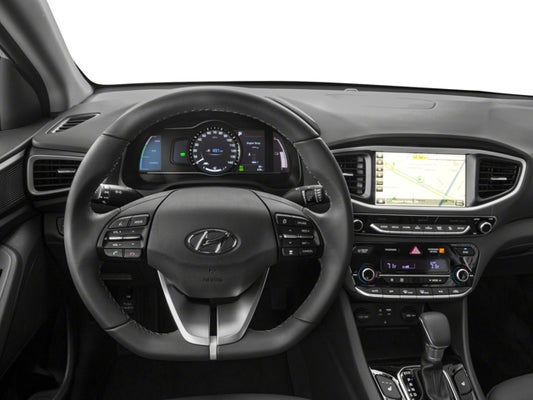 2017 Hyundai Ioniq Hybrid Sel Hatchback In Madison Wi Zimbrick Automotive