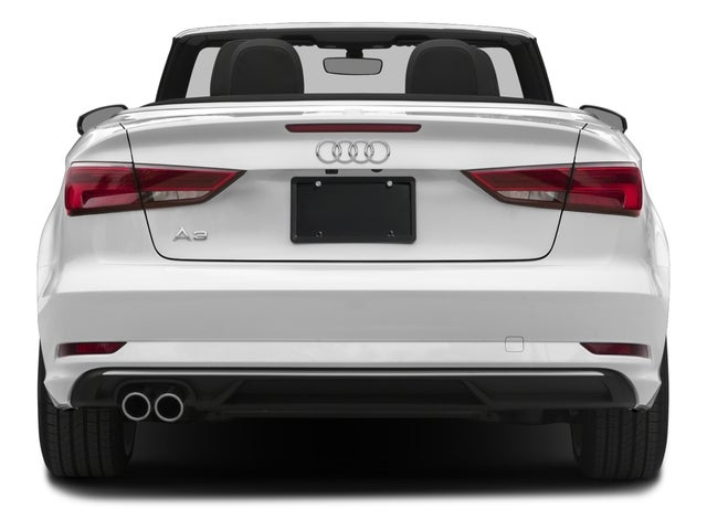 2018 Audi A3 Cabriolet For Sale Madison WI | Middleton | A6835