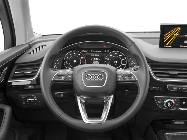 2018 Audi Q7 For Sale Madison Wi Middleton A6828