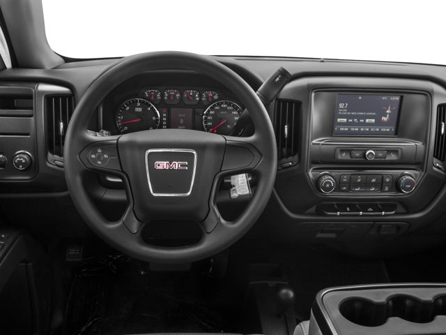 2018 GMC Sierra 1500 4WD Double Cab 143.5