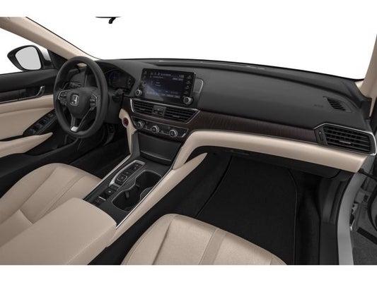 2019 Honda Accord Hybrid Ex Sedan