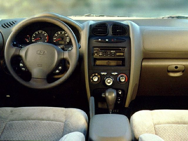 2001 Hyundai Santa Fe GLS 4WD Auto V6 In Madison, WI   Zimbrick Automotive