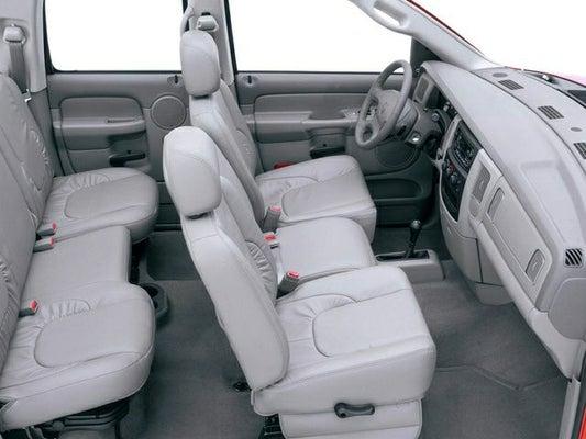 2004 Dodge Ram 2500 4dr Quad Cab 140 5