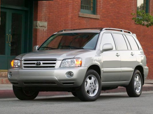 2004 Toyota Highlander 4dr V6 4wd W 3rd Row In Madison Wi Zimbrick