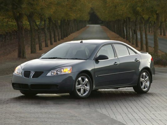 2009 Pontiac G6 W 1sa Ltd Avail In Madison Wi Zimbrick