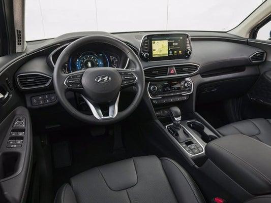 2019 Hyundai Santa Fe Se In Madison Wi Zimbrick Automotive
