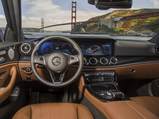 2017 Mercedes Benz E Cl 300 Sport 4matic Sedan In Madison