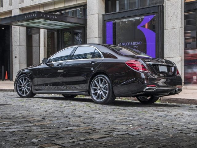 2019 Mercedes Benz S Class For Sale Madison Wi Middleton M4235