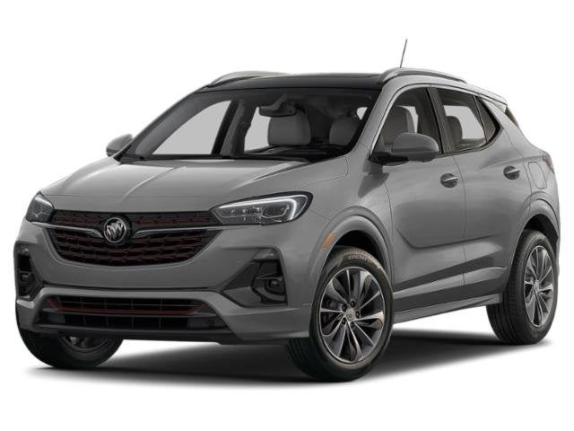 BLACK HIGH GLOSS PILLAR POST COVERS FOR BUICK ENCORE