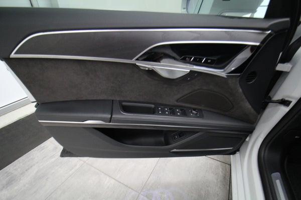 2019 Audi A8 55 TFSI quattro