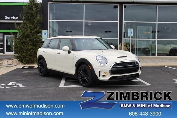 2019 Mini Clubman All4 For Sale Madison Wi Middleton M02061