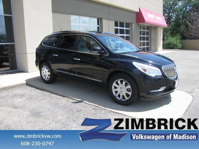 Used 2016 Buick Enclave For Sale Madison WI | Middleton | 50392